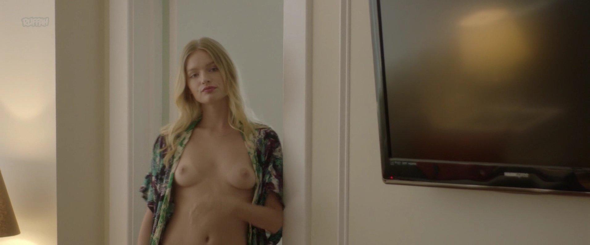 Isabella Farrell nude - Becks (2017)