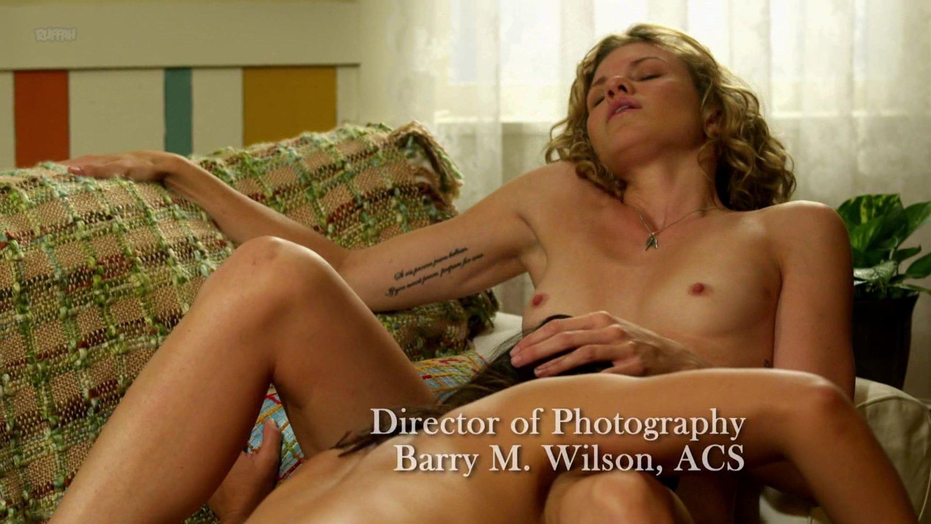 Angel McCord nude, Kristen Howe nude - Chemistry s01e13 (2011)