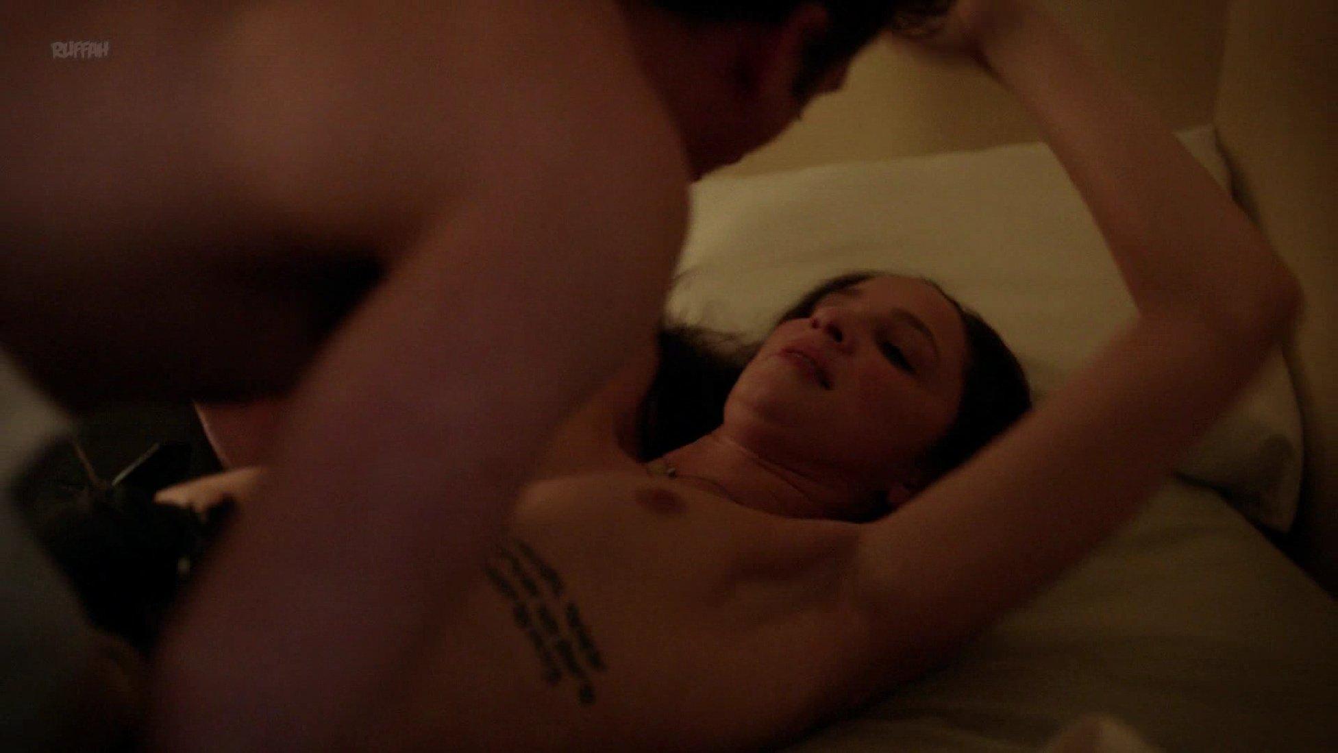 Mia campbell naked