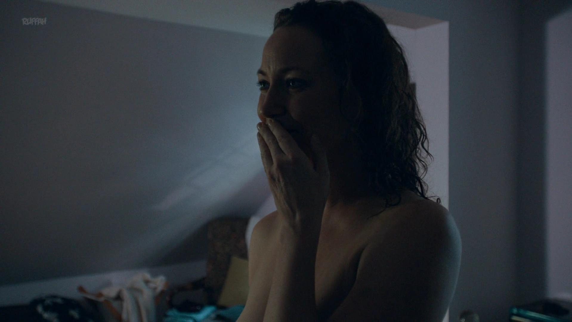 Rebecca Spence nude, Jessie Pinnick sexy - Princess Cyd (2017)