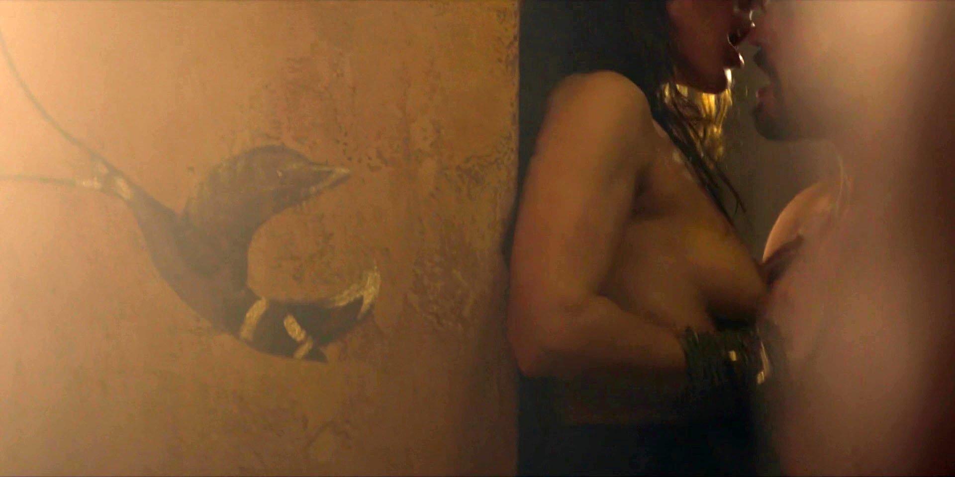 Bella Dayne nude - Troy Fall of a City s01e06 (2018)