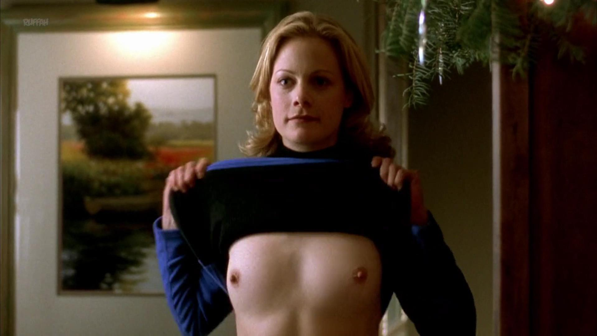 Alison Eastwood nude - Friends & Lovers (1999)