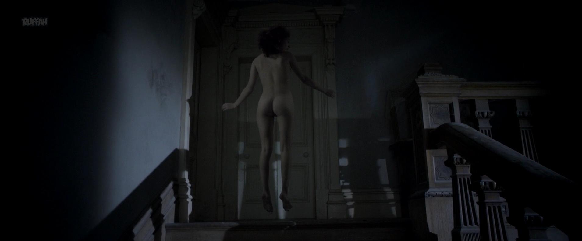 Charlotte Vega nude - The Lodgers (2017)