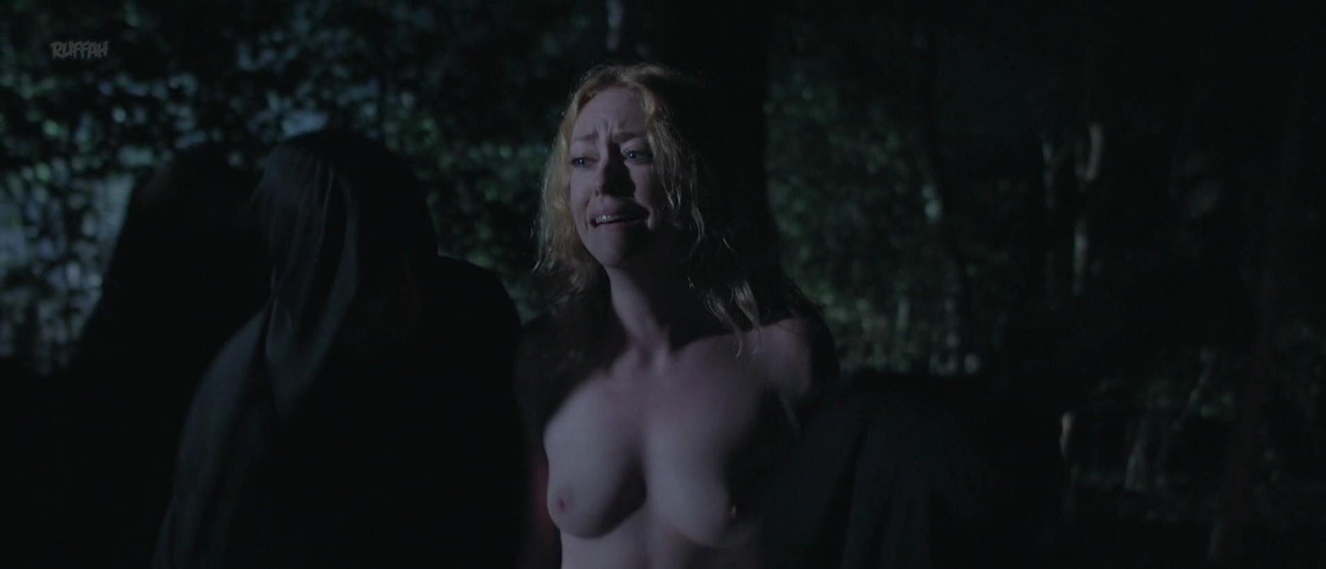 Nicoletta Hanssen nude, Erin Ownbey nude - Devils Tree Rooted Evil (2018)