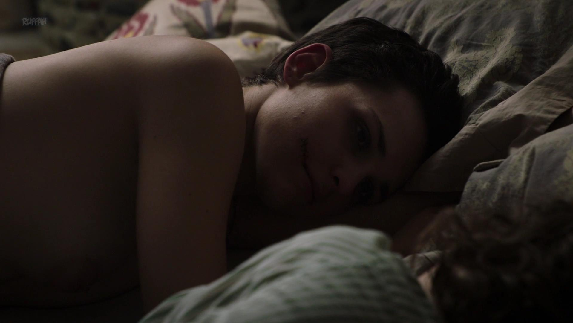 Sara Serraiocco nude - Counterpart s01e08 (2018)