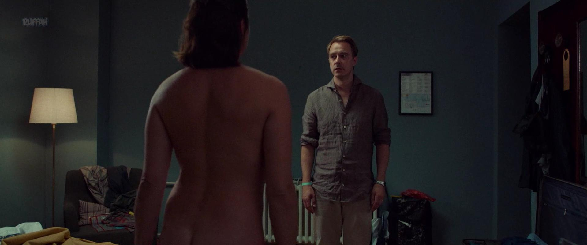 Jennie jacques ass and nipples in desperate romantics series - 2 2