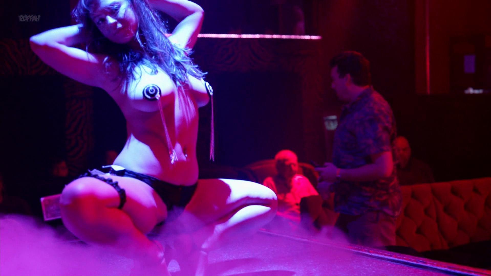 Mariann Gavelo nude - Vice Principals s02e07 (2017)