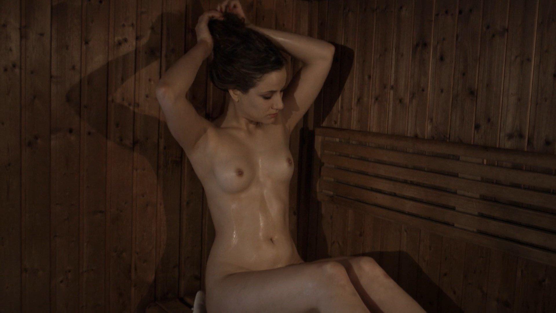 melina nude