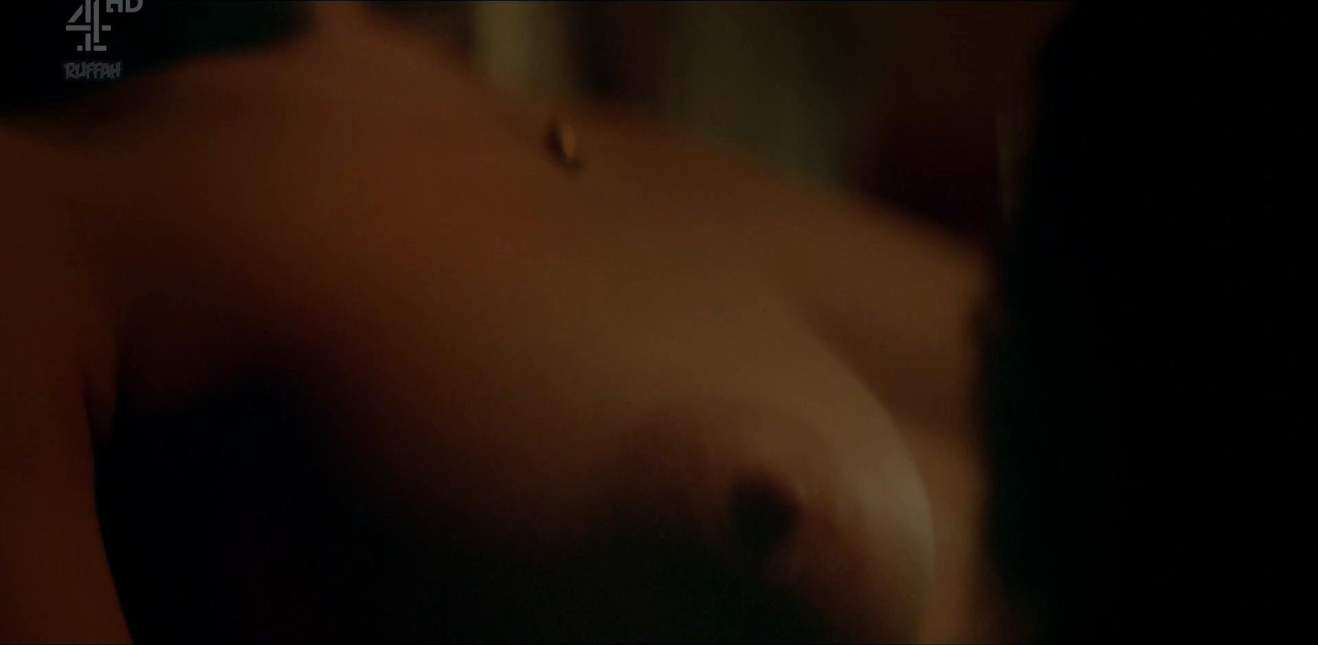 Tallulah Haddon nude - Kiss Me First s01e04 (2018)