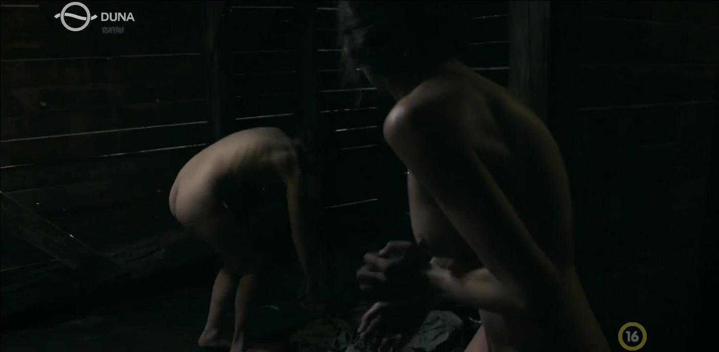 Marina Gera nude, Laura Dobrosi nude - Orok Tel (2018)