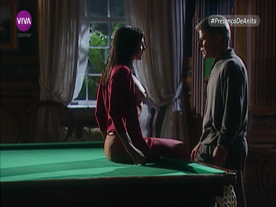Helena Ranaldi nude - Presenca de Anita s01e06 (2001)