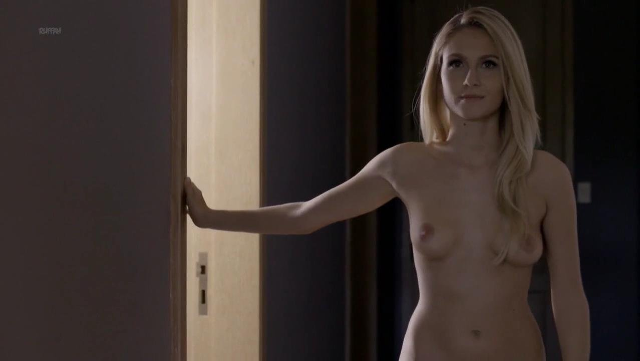 Aline Jones nude - O Negocio s04e02 (2018)