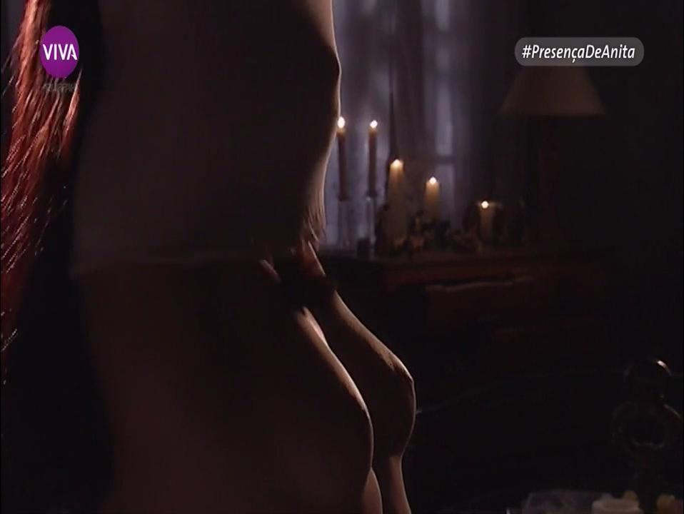 Mel Lisboa nude - Presenca de Anita s01e16 (2001)