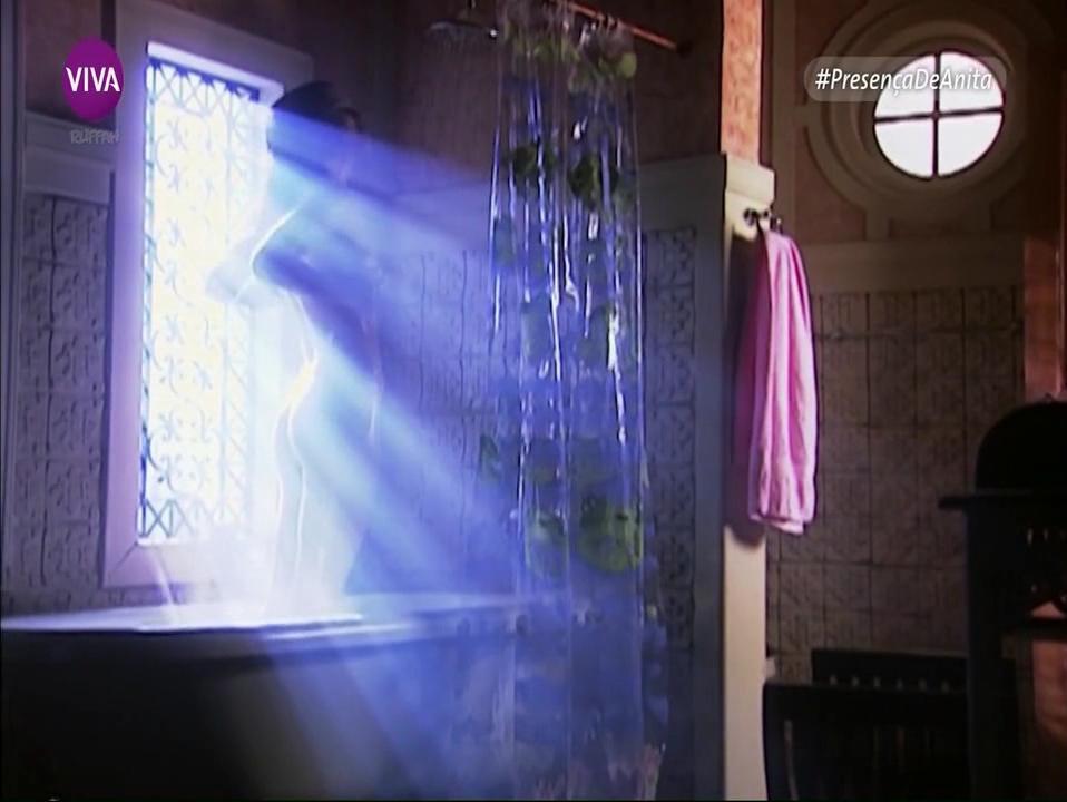 Mel Lisboa nude - Presenca de Anita s01e09 (2001)