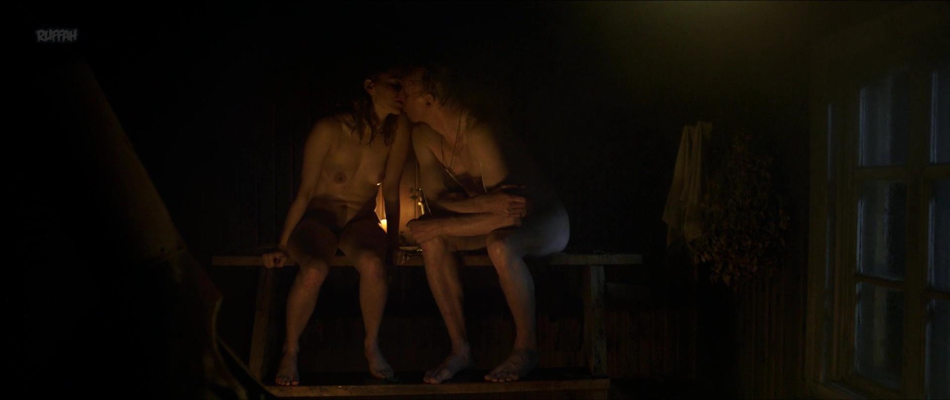 Paula Vesala nude - Tuntematon Sotilas (2017)