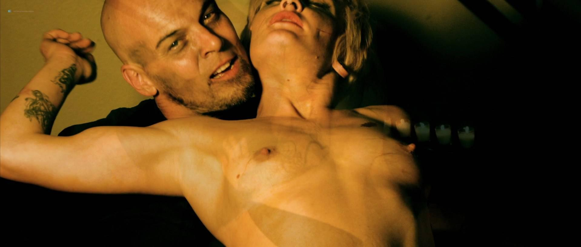 Monica Engesser nude - Breakdown Lane (2017)