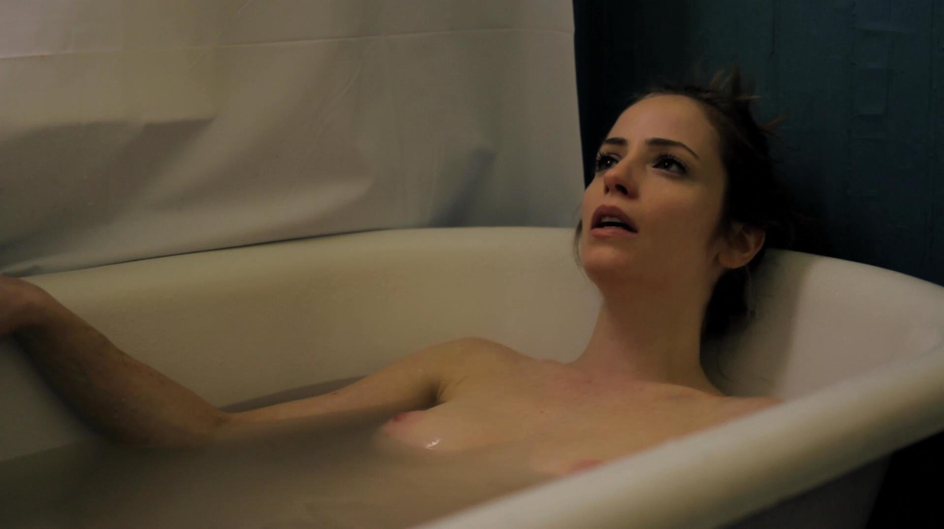 Jaime Ray Newman nude - Rubberneck (2012)